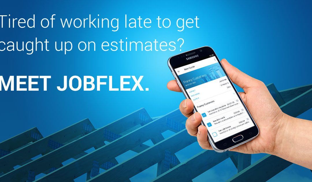 Why JobFLEX is the best invoice and estimates app for contractors
