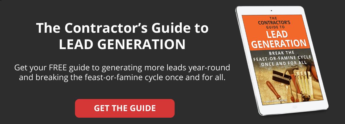 Contractor Lead Generation: Top 3 Low Cost Sources | JobFLEX