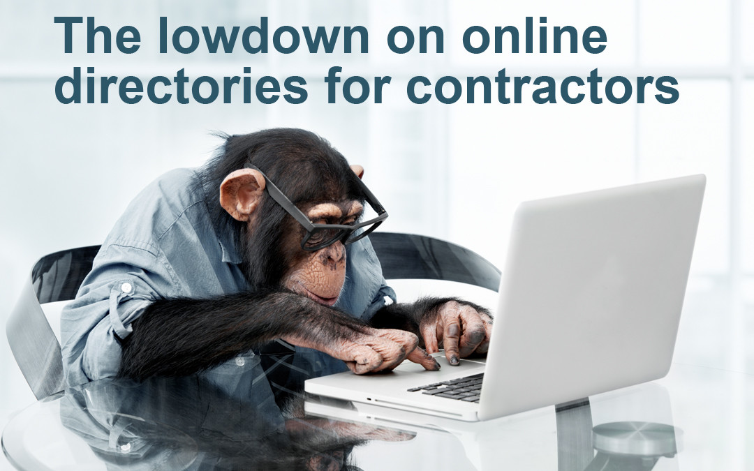 Online Directories For Contractors – A Look At The Numbers