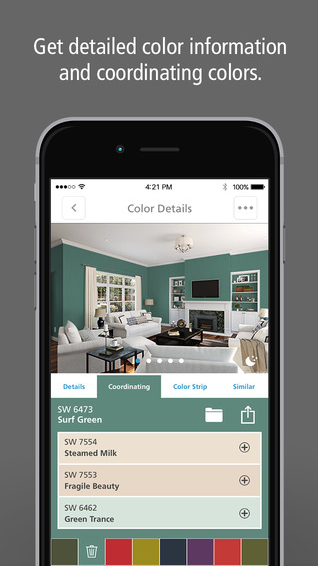 best paint color app ideas see your room in new colors befor