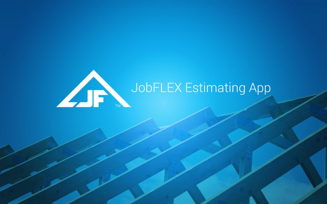 JobFLEX Contractor Estimating App Debuts Easy-to-Use New Features and Interface