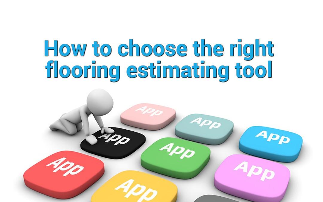 Flooring estimator software on center software 2017 for Flooring estimator