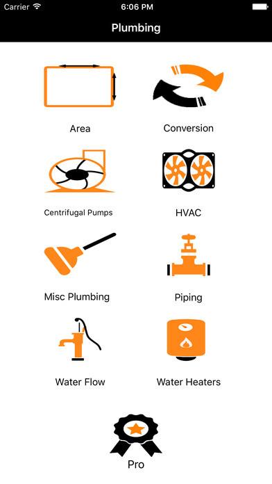 Plumbing Formulator App