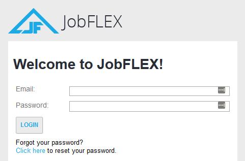 jobflex login