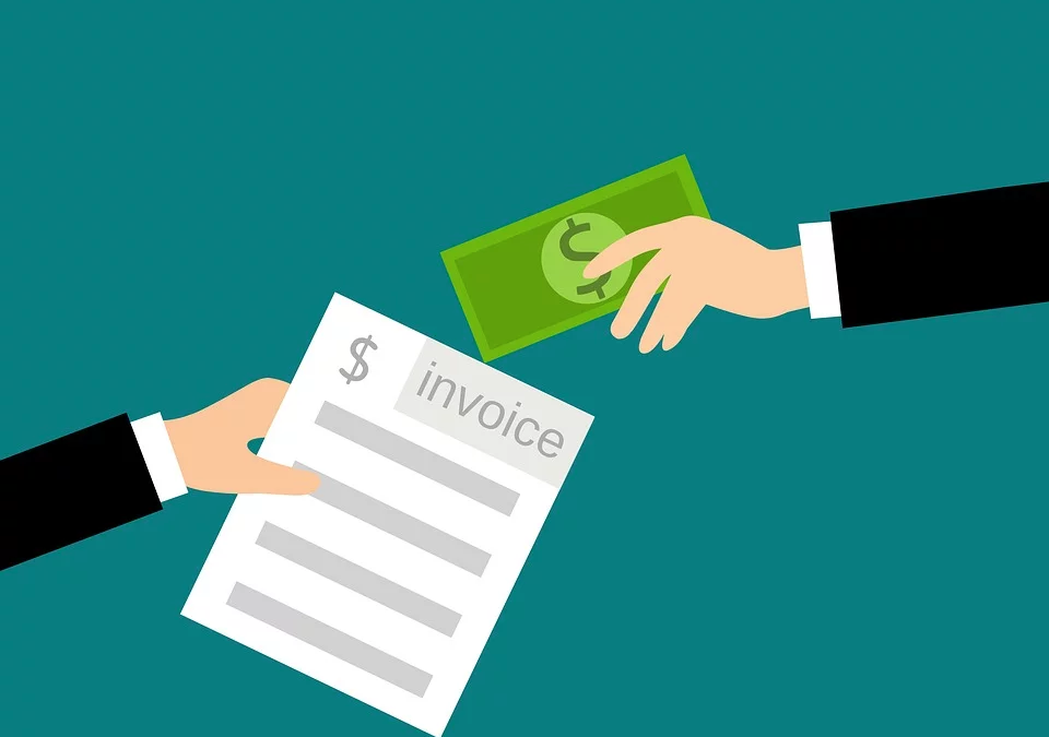 An Invoice Example for Contractors